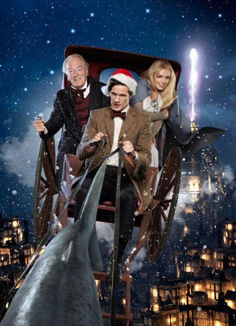 _Doctor Who A Christmas Carol (2)
