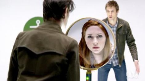 _Doctor Who The Girl Who Waited Matt Smith (1)