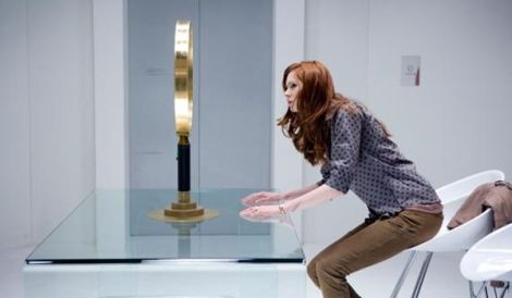 _Doctor Who The Girl Who Waited Matt Smith (3)