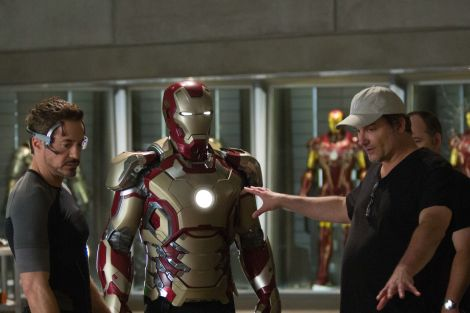 Iron Man 3 7 Robert Downey Jr Shane Black